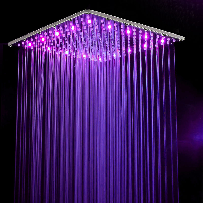 LED Shower Head - A Unique Showering Experience