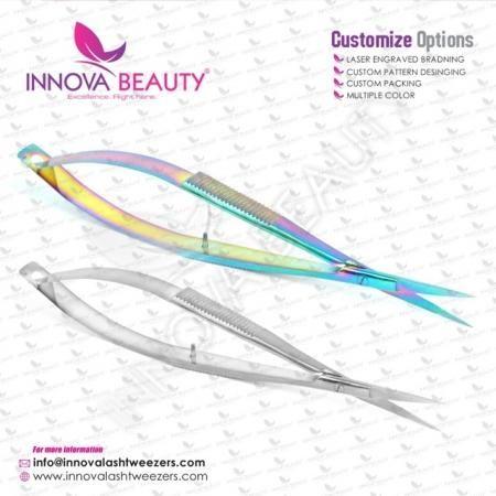 Eyelash Extension Scissors