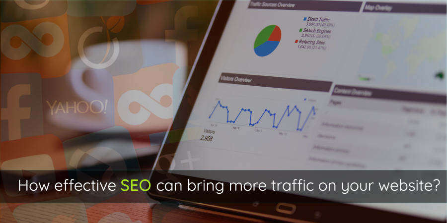 How Effective SEO Can Bring More Traffic On Your Website?