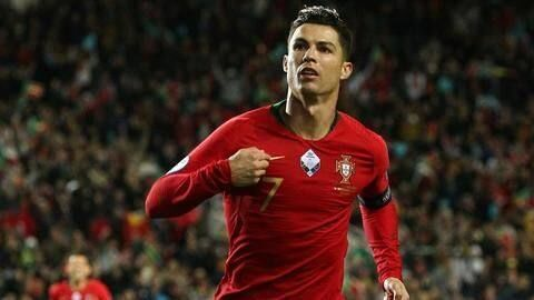 Cristiano Ronaldo on a goal-scoring spree following hat-trick against Lithuania