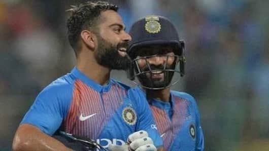 World Cup: Here's why Kohli picked Dinesh Karthik over Pant