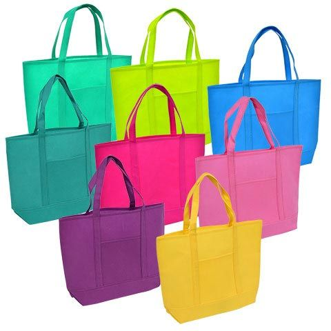 Best Place to Buy Wholesale Tote Bags in Los Angeles - Studio D