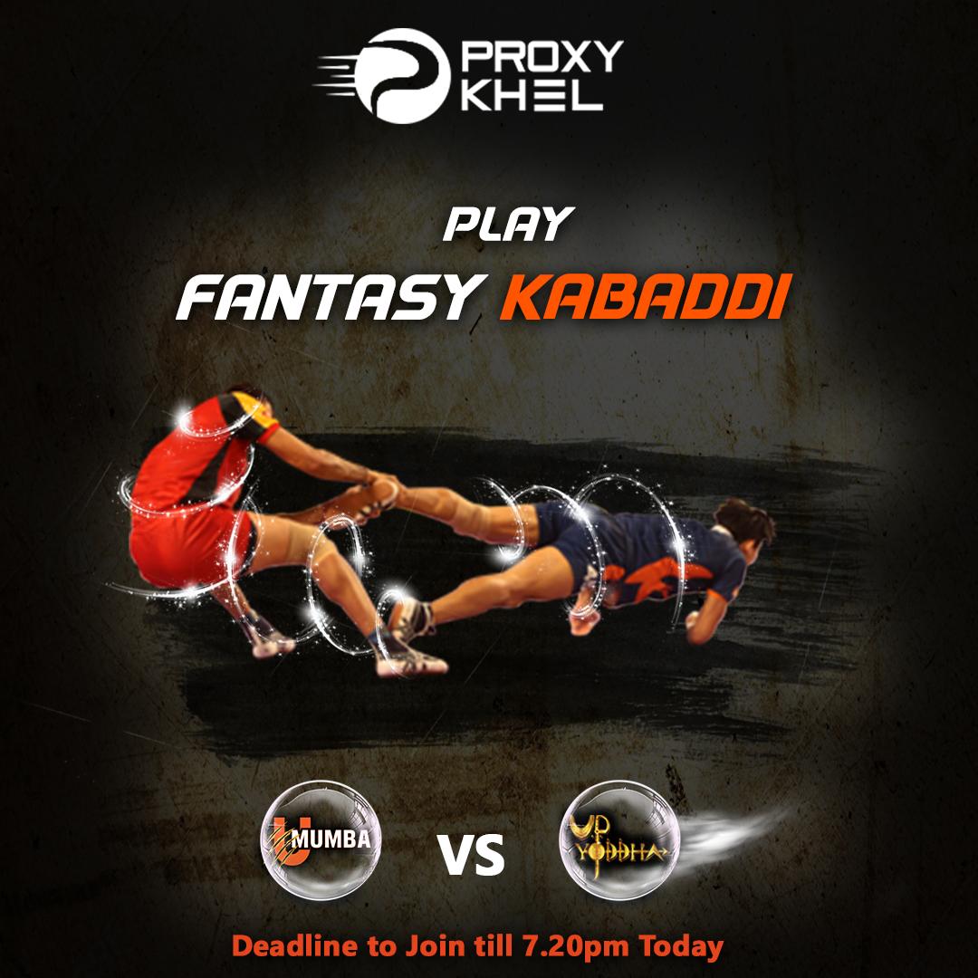 UM vs UY Pro Kabaddi 2019, Match 95|Proxy Khel Prediction.