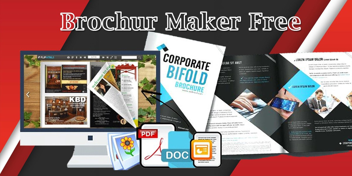 Brochure Maker Free | Online Brochure Maker | Online Create Brochure