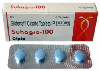 Buy Blue Pills 100 mg Sildenafil Citrate for Men Online