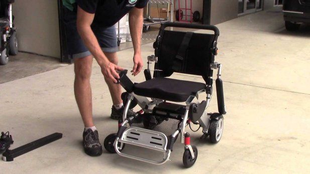 A Good Wheelchair Offer Variety of Mobility Options  Article - ArticleTed -  News and Articles