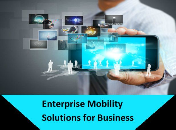 Top 12 Advantages of Enterprise Mobility Solutions for Business Article - ArticleTed -  News and Articles