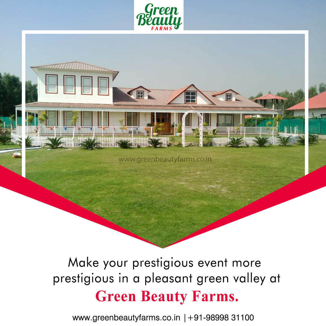 Enjoy the Amidst Beauty of Nature by Visiting Green Beauty Farms  - Learn & Publish Article Directory