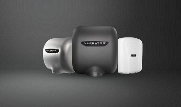 Advantage of Xlerator Hand Dryers Article - ArticleTed -  News and Articles