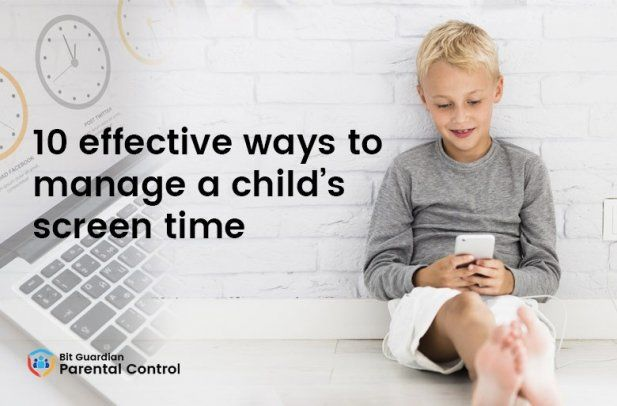 How To Monitor Child's Phone And Their Screen time?