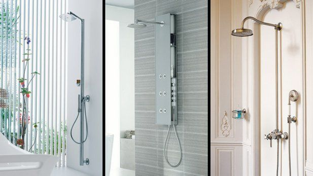 Extravagance Shower - Types of Luxury Showers  Article - ArticleTed -  News and Articles