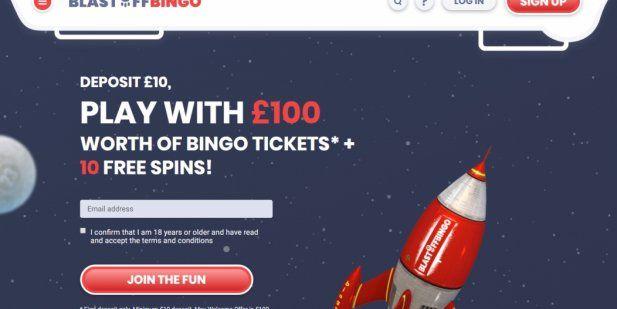 The Advantages Of Blast Off Bingo Sites Article