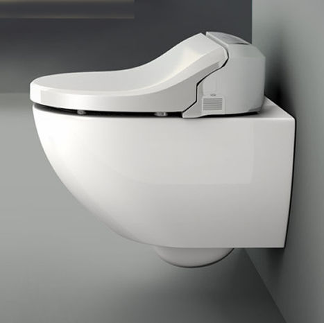 Attaching a Bidet Seat on Your Toilet