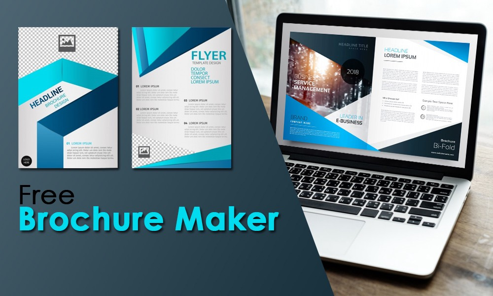 Free Brochure Maker: Create Your Online Brochure in 2 Minutes