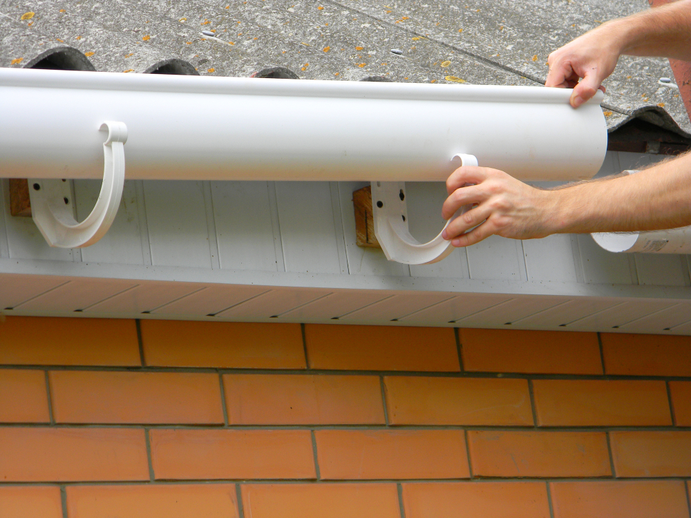 Why Gutter Replacement Is Helpful And What Are Its Benefits – East Coast Construction Group, Inc