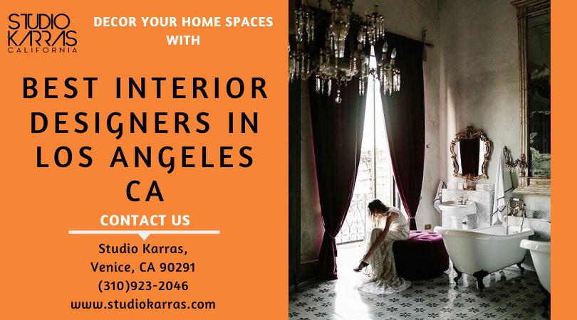 Interior Designers In Los Angeles CA