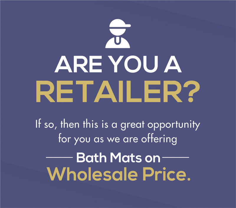 Wholesale Bath Mats, Runners and Bathroom Accessories Easily at Best Price - BathMatWareouse