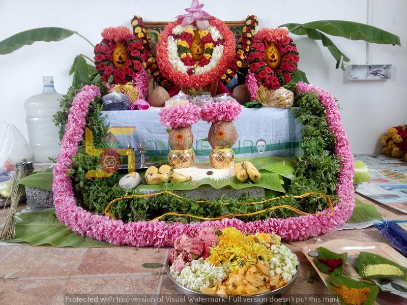 Punyaha Pooja - Book Pandit for Punyaha Pooja
