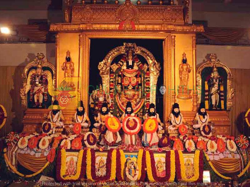 Shri Venkateshwara Pooja - Book Pandit for Venkateswara Puja