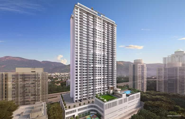 Ashr Code Name Golden Mile Thane West Mumbai