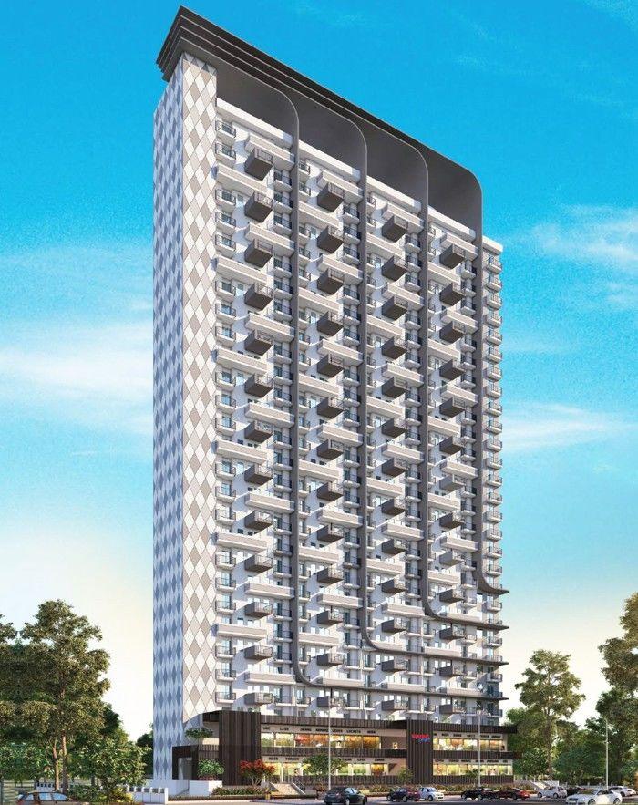 Supertech 27 Heights Noida extension Floor Plan