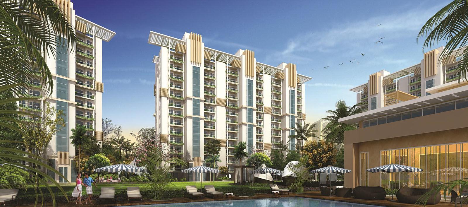 Emaar Gurgaon Greens Site Plan