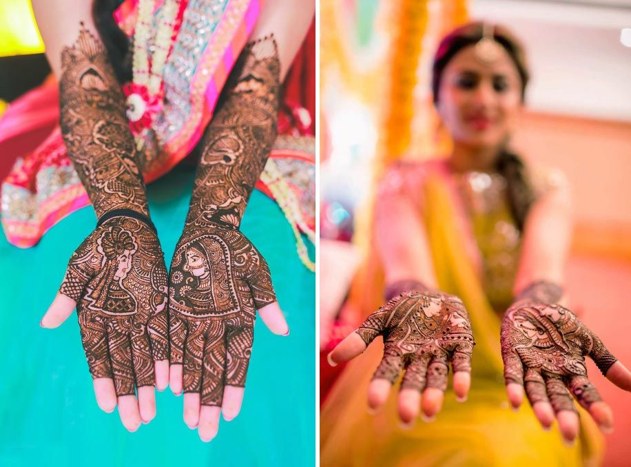 Top Bridal Mehndi Artist