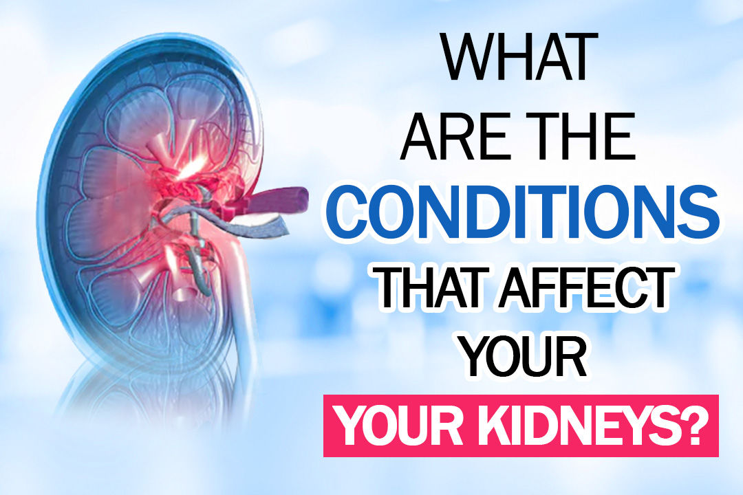 What are the conditions That Affect Your Kidneys?