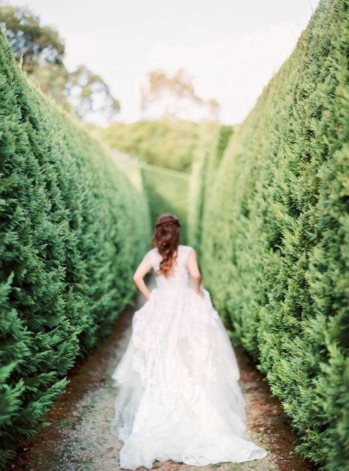 The Bride By Destination Wedding Photographer
