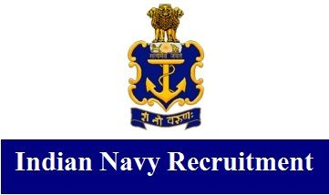Indian Navy Recruitment for 2500 Sailors SSR Aug 2019 Batch