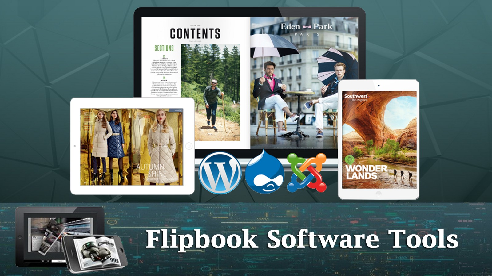 Flipbook Software Tools | Flip Book Maker | Online Flipbook Tools