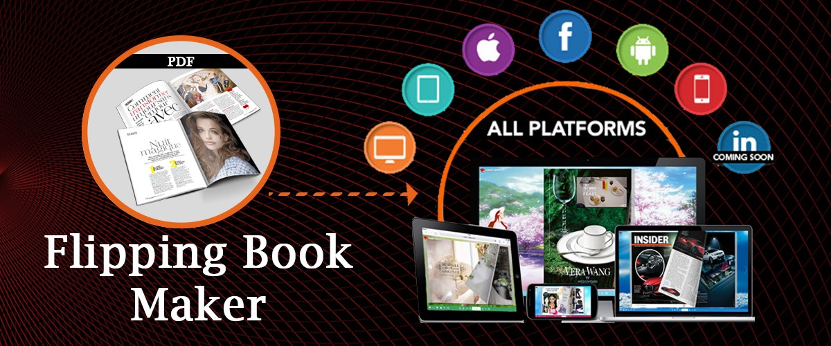 Flipping Book Maker | Flipping Book from PDF | Flipbook Software