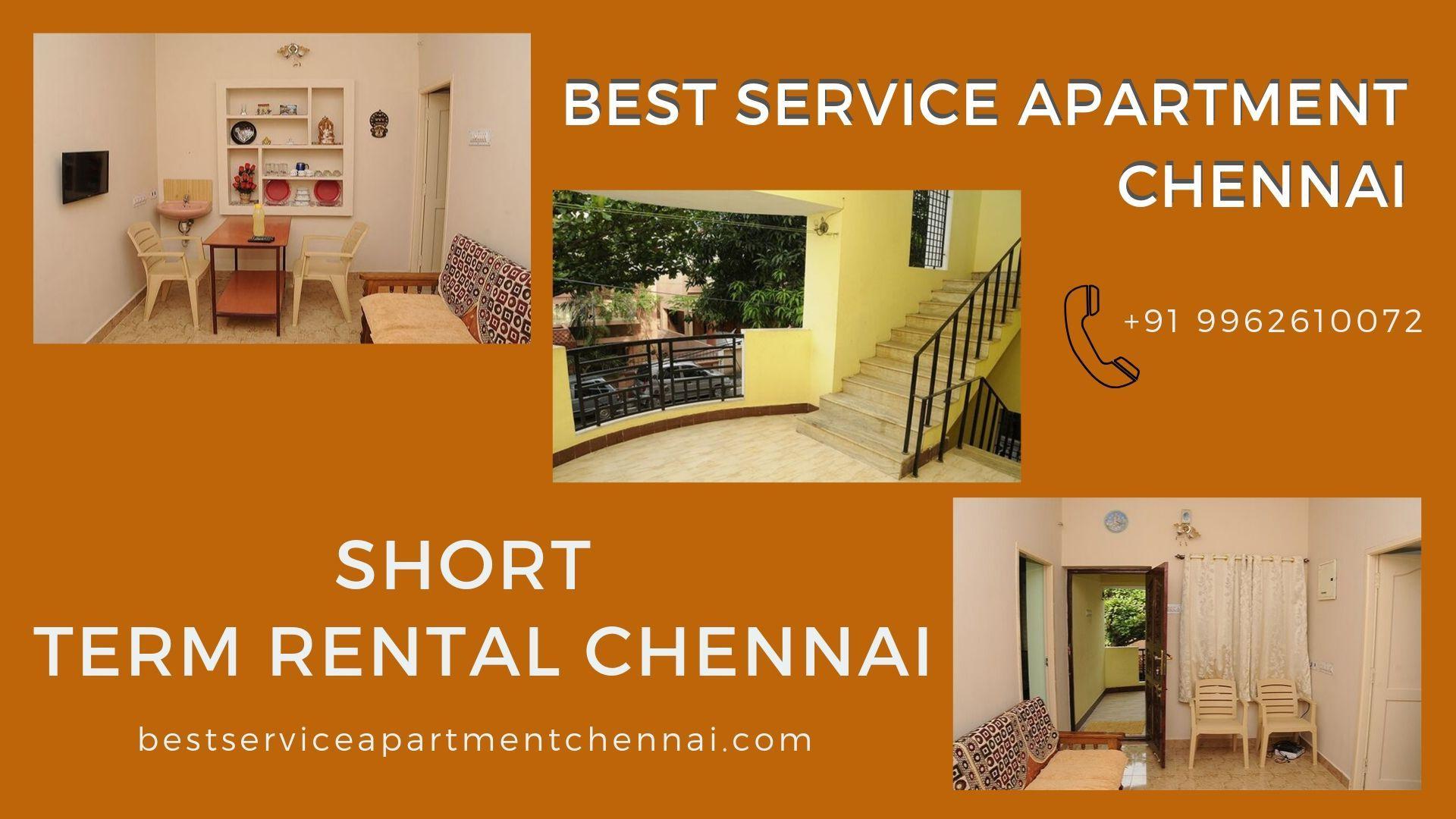 Short Term Rental Chennai