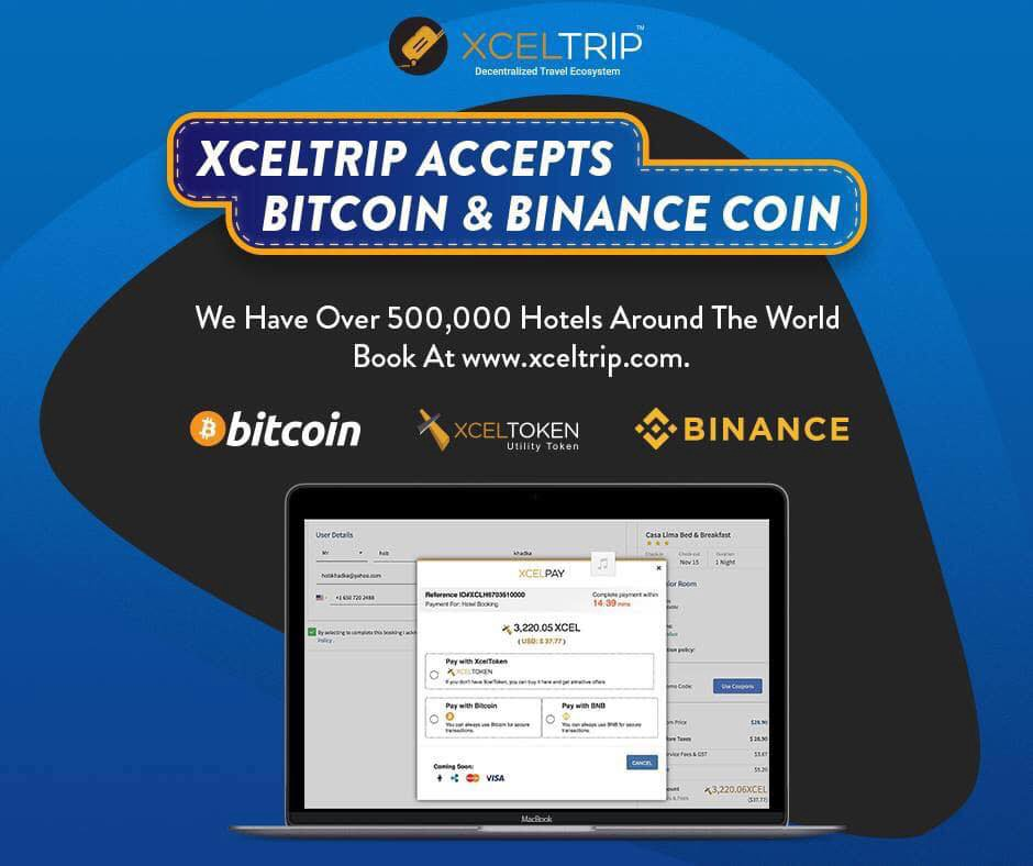 Exploring the wonders of the world by Hotel Booking Using Binance