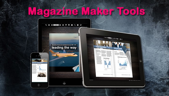 Top 7 Magazine Maker Tools (Free) – Flip Book – Medium