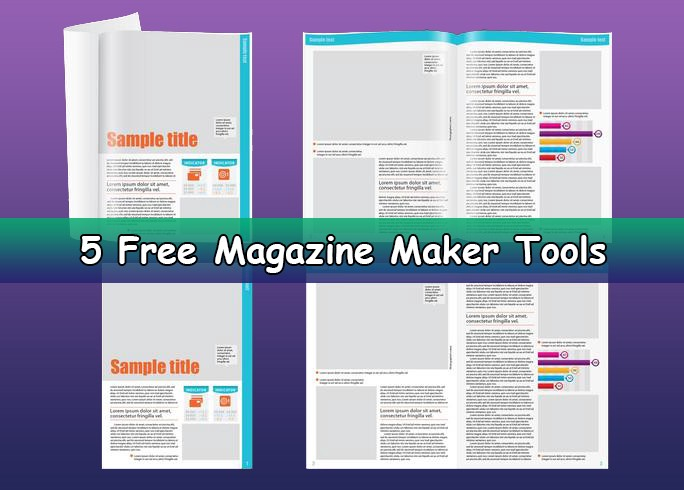 Magazine Maker Tools
