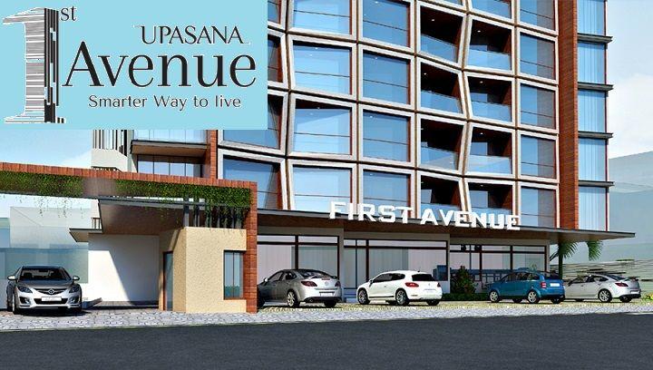 Super Luxury Apartments in Jaipur - Upasna 1st Avenue