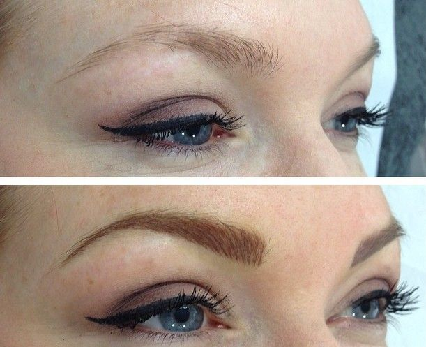 Different Methods & Techniques for Tattoo Eyebrows