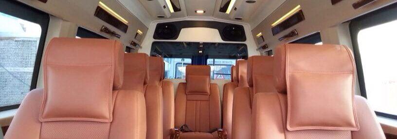 Tempo Traveller on Rent for Haridwar Rishikesh