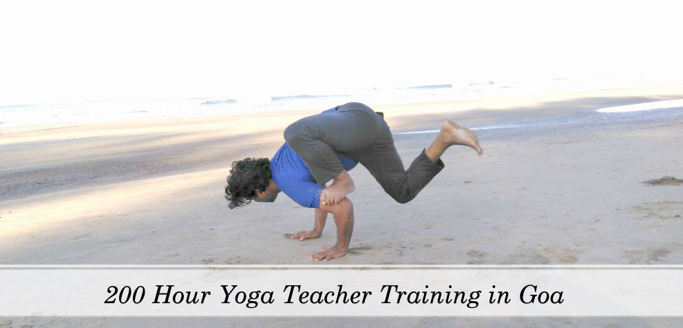 200 hour yoga teacher training Goa India - Yoga teacher Training Goa