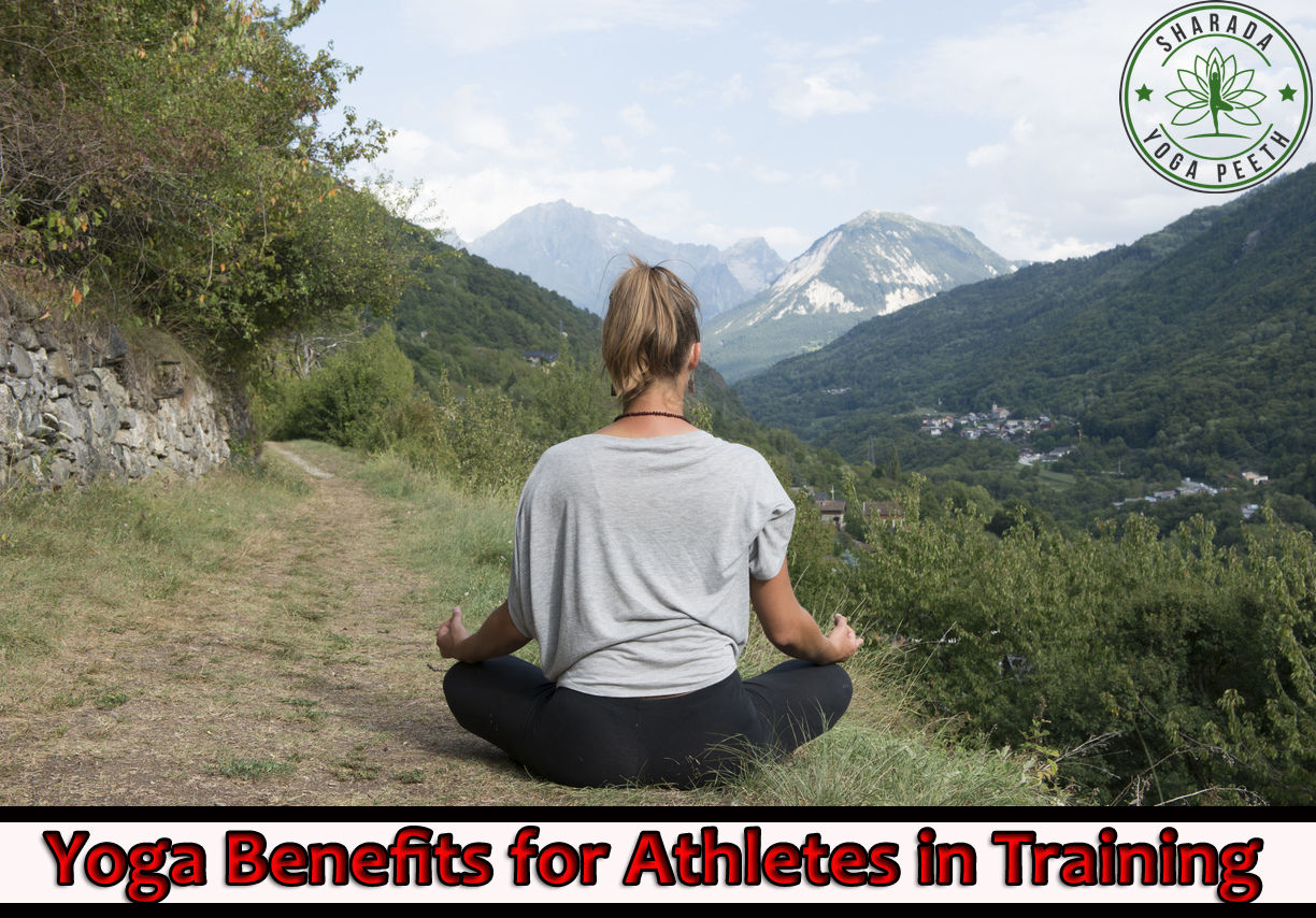 Yoga Benefits for Athletes in Training