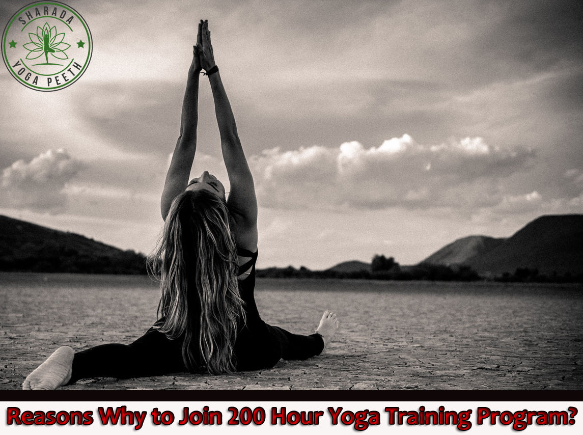 Reasons Why to Join 200 Hour Yoga Training Program?