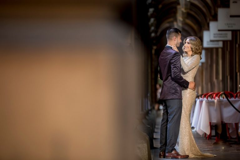 Jennifer & Waseem Inter-caste Pre-wedding Photographers Sydney
