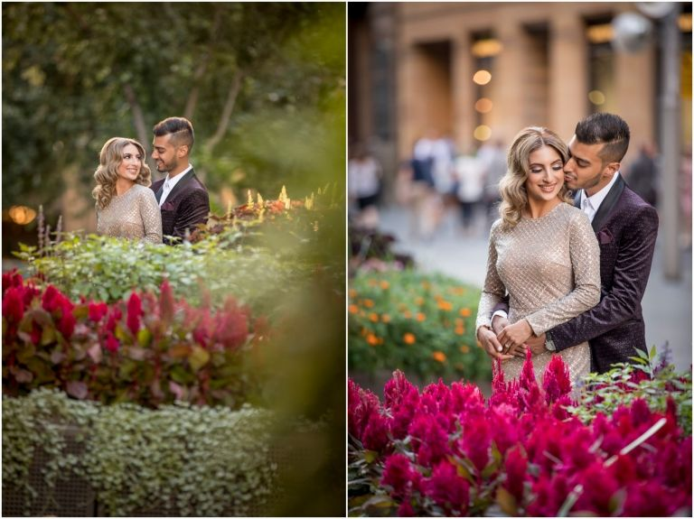 Book Your Pre-Wedding Photography in Sydney by Rolling Canvas