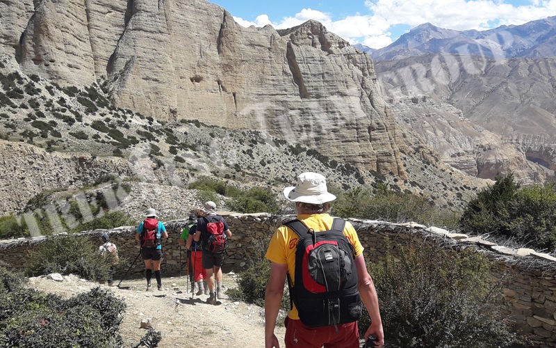 Mustang trek | Trekking in Mustang
