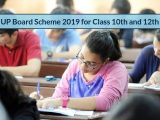 UP Board Scheme 2019 for Class 10th and 12th - Check Exam schedule