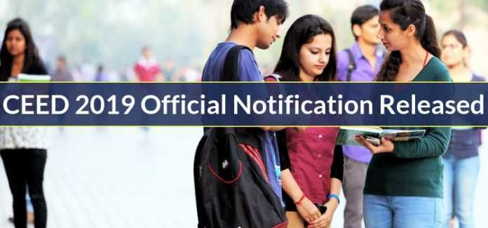 CEED 2019 Official Notification Released- Check the Announced Dates Here
