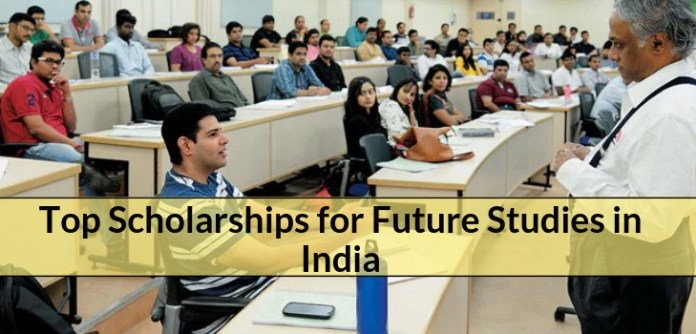Top Scholarships for Future Studies in India