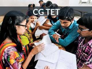 CG TET 2018- Application Form, Exam Dates, Eligibility, Syllabus