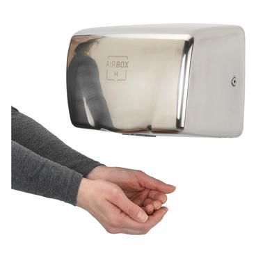 Commercial Hand Dryers - Save on Waste and Mess